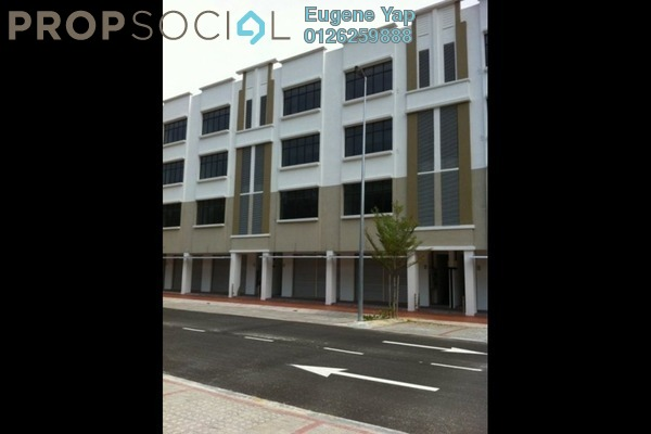 For Sale Shop at TSB Commercial Centre, Sungai Buloh Freehold Unfurnished 0R/2B 1.7m