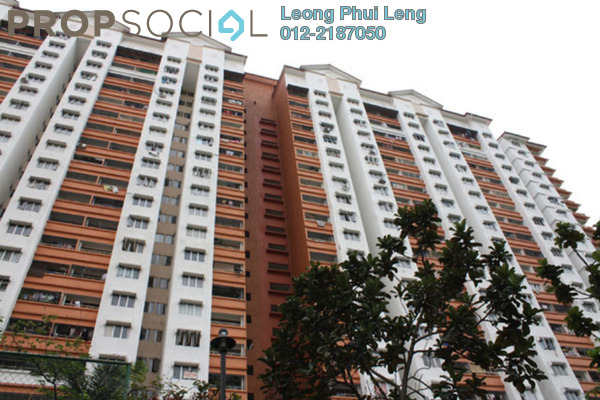 For Sale Condominium at Flora Damansara, Damansara Perdana Leasehold Unfurnished 3R/2B 210k