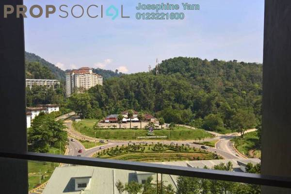 For Rent Condominium at Selayang 18, Selayang Freehold Semi Furnished 3R/2B 1.5k
