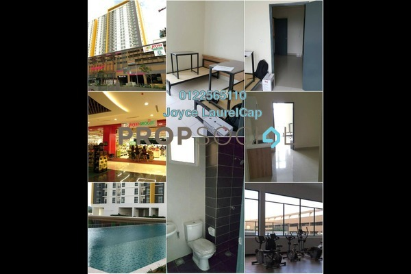 For Rent Serviced Residence at MesaHill, Putra Nilai Freehold Fully Furnished 2R/1B 1.75k
