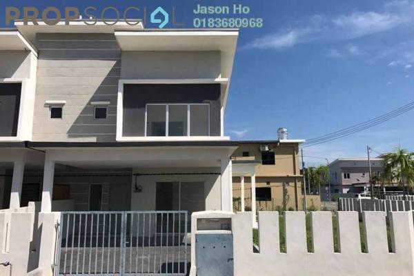 For Sale Terrace at Taman Sungai Kapar Indah, Kapar Freehold Unfurnished 4R/3B 700k