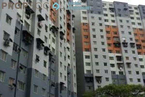 For Rent Apartment at Sri Penara, Bandar Sri Permaisuri Freehold Semi Furnished 3R/2B 900translationmissing:en.pricing.unit