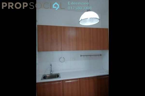 For Rent Condominium at 222 Residency, Setapak Freehold Semi Furnished 3R/2B 2k