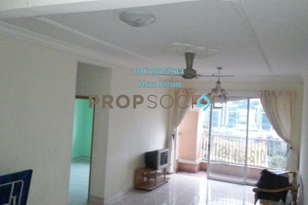 For Sale Condominium at Koi Tropika, Puchong Freehold Semi Furnished 3R/2B 345k