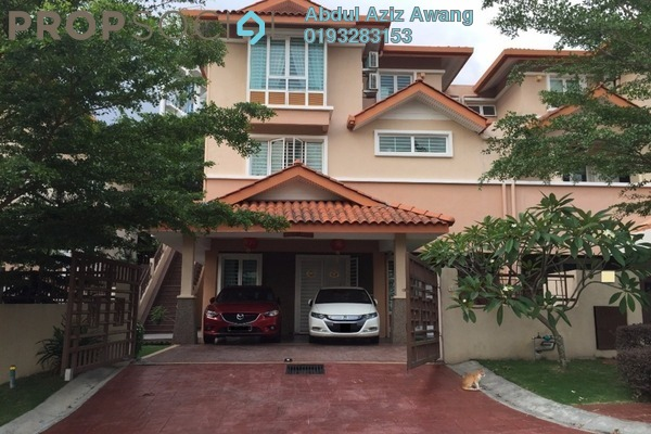For Sale Semi-Detached at Section 9, Shah Alam Leasehold Semi Furnished 5R/5B 1.9m