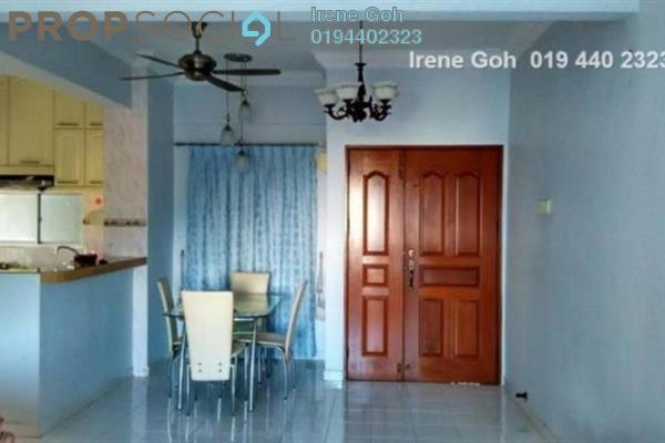For Rent Condominium at Gambier Heights, Bukit Gambier Freehold Fully Furnished 3R/2B 1.3k