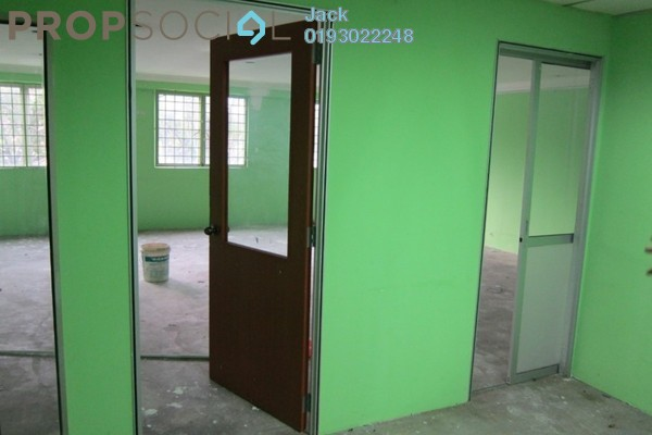 For Rent Office at Danau Kota, Setapak Freehold Unfurnished 0R/0B 1.1k