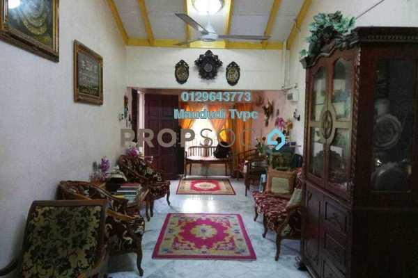 For Sale Terrace at Taman Setapak Indah, Setapak Freehold Semi Furnished 4R/2B 550k