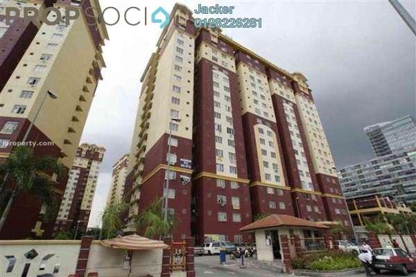 For Rent Apartment at Mentari Court 1, Bandar Sunway Freehold Semi Furnished 3R/2B 900translationmissing:en.pricing.unit