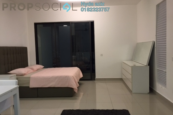 For Rent SoHo/Studio at Urban 360, Gombak Freehold Semi Furnished 0R/0B 1.4k