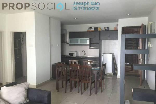 For Rent Condominium at Impian Meridian, UEP Subang Jaya Freehold Fully Furnished 3R/2B 1.6k