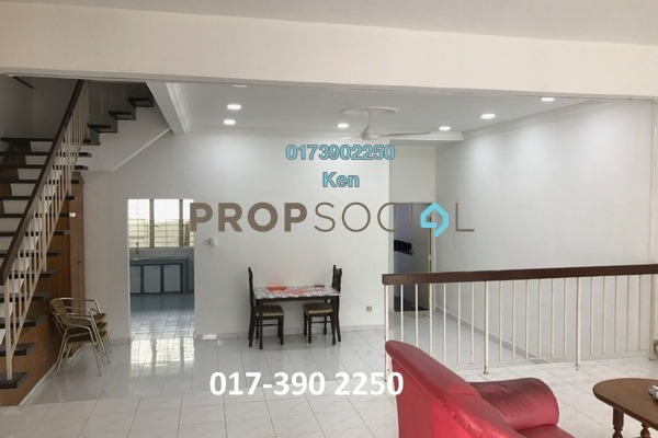 For Rent Terrace at Taman Megah, Kelana Jaya Freehold Semi Furnished 4R/3B 2k