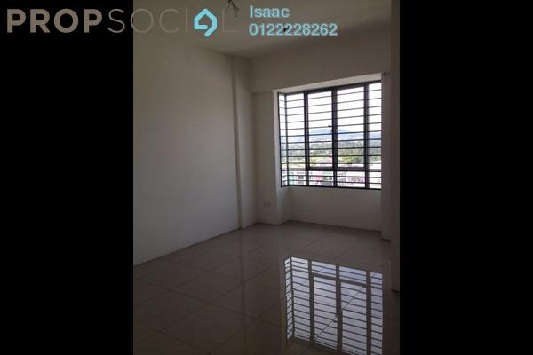 For Rent Apartment at Mahkota Residence, Bandar Mahkota Cheras Freehold Semi Furnished 3R/2B 1k