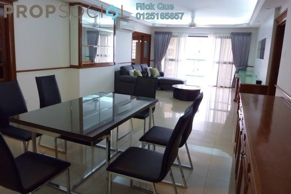 For Rent Condominium at Angkupuri, Mont Kiara Freehold Fully Furnished 3R/2B 3.8k