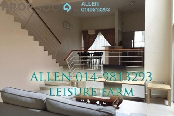 For Sale Terrace at East Ledang, Iskandar Puteri (Nusajaya) Freehold Fully Furnished 3R/3B 750k