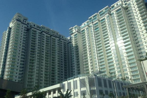 For Rent Condominium at Le Yuan Residence, Kuchai Lama Freehold Unfurnished 2R/2B 2k