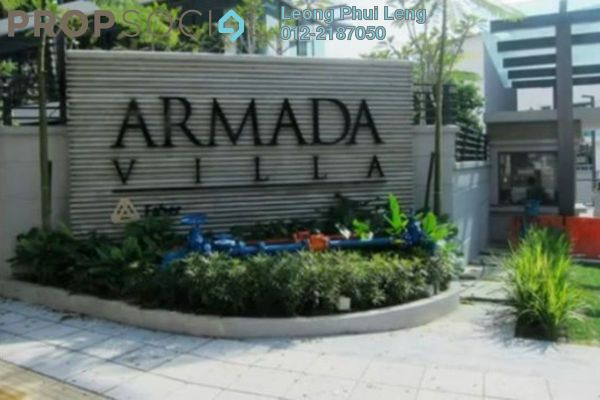 For Sale Semi-Detached at Armada Villa, Taman Desa Leasehold Unfurnished 5R/6B 3.2m