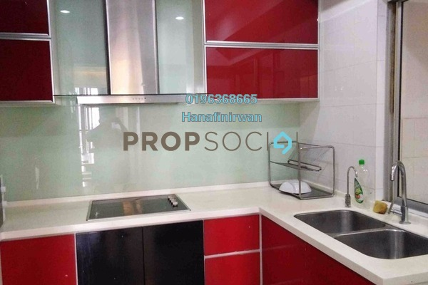 For Rent Condominium at Desa Putra, Wangsa Maju Freehold Fully Furnished 3R/2B 2.5k