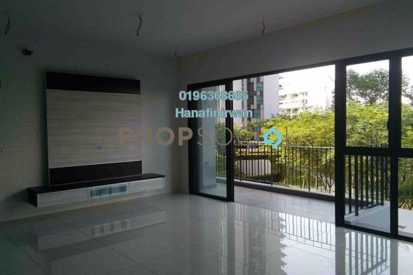 For Rent Condominium at Seri Riana Residence, Wangsa Maju Freehold Semi Furnished 3R/2B 3.2k