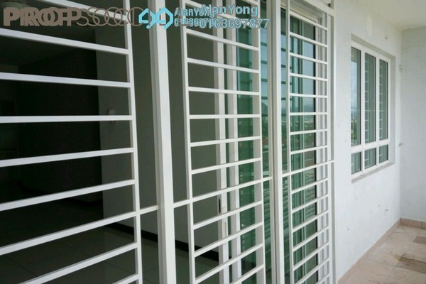 For Rent Condominium at Panorama Residences, Sentul Freehold Semi Furnished 3R/2B 1.58k