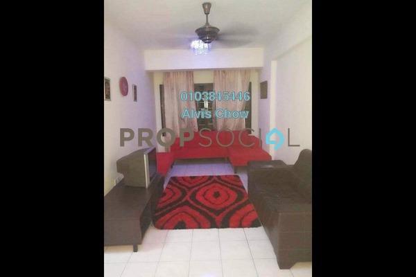 For Rent Condominium at Bayu Tasik 1, Bandar Sri Permaisuri Freehold Fully Furnished 3R/2B 1.6k
