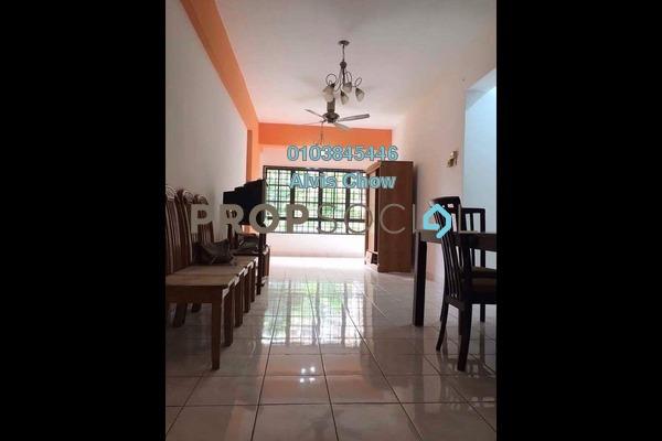 For Rent Condominium at Bayu Tasik 1, Bandar Sri Permaisuri Freehold Semi Furnished 3R/2B 1.3k