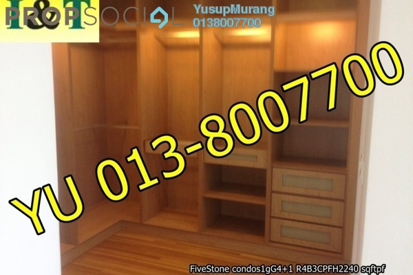 For Sale Condominium at Five Stones, Petaling Jaya Freehold Fully Furnished 4R/4B 1.75m