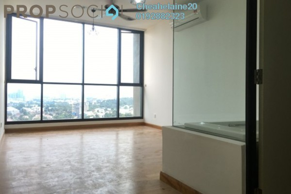For Sale Serviced Residence at KL Gateway, Bangsar South Freehold Semi Furnished 2R/2B 1.03m