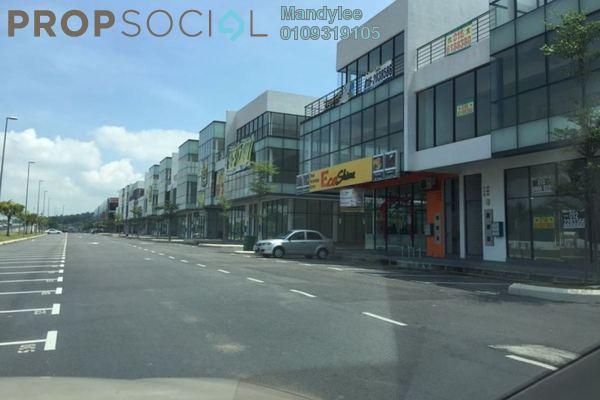 For Rent Shop at Kota Warisan, Sepang Freehold Semi Furnished 0R/2B 11k