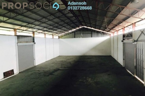 For Rent Factory at Kampung Baru Subang, Shah Alam Freehold Unfurnished 0R/6B 12k