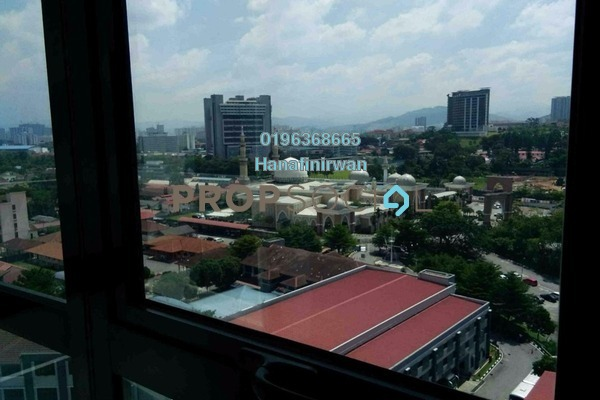 For Rent Condominium at Chymes @ Gurney, Keramat Freehold Semi Furnished 2R/2B 2.5k