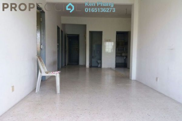 For Sale Apartment at Mutiara Apartment, Balakong Freehold Unfurnished 3R/2B 200k
