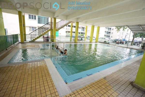For Sale Apartment at Puchong Permata 1, Puchong Freehold Unfurnished 3R/2B 250k
