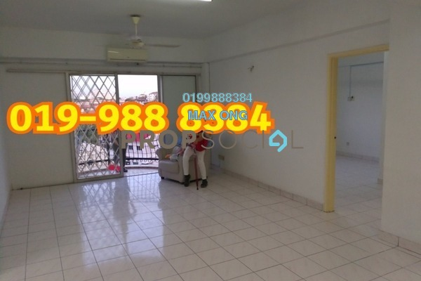 For Sale Condominium at Vista Saujana, Kepong Freehold Unfurnished 3R/2B 308k