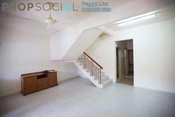 For Rent Terrace at PU5, Bandar Puchong Utama Freehold Semi Furnished 4R/3B 1.1k
