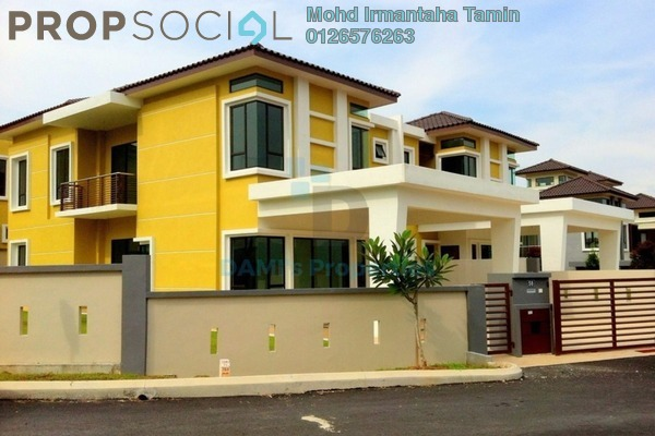 For Sale Semi-Detached at Perdana College Heights, Nilai Freehold Unfurnished 6R/6B 920k
