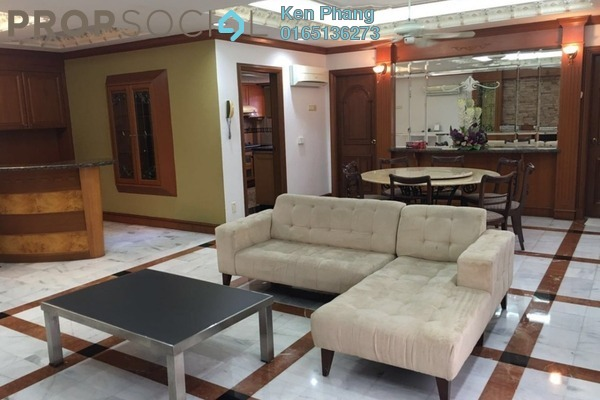 For Rent Condominium at Desa Villa, Taman Desa Freehold Fully Furnished 4R/3B 4k