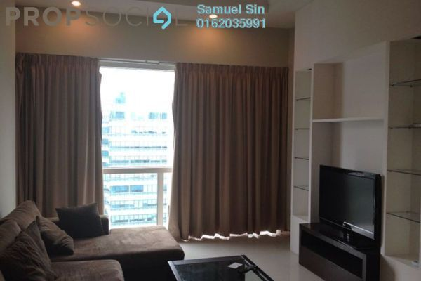 For Rent Condominium at Suasana Sentral Loft, KL Sentral Freehold Fully Furnished 1R/1B 3.8k