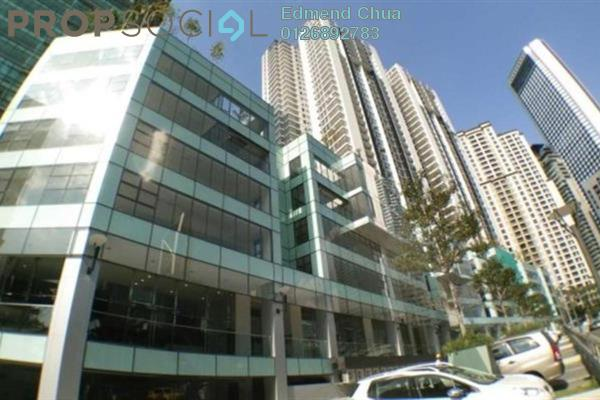 For Rent Office at KL Trillion, KLCC Freehold Semi Furnished 0R/0B 4.9k