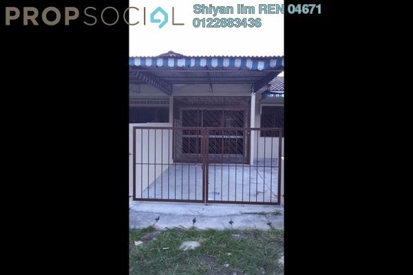For Rent Terrace at Taman Sentosa, Klang Freehold Unfurnished 3R/1B 850translationmissing:en.pricing.unit
