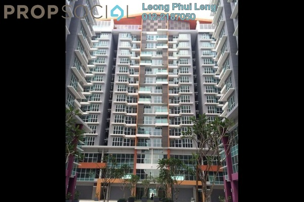 For Rent Condominium at Pacific Place, Ara Damansara Leasehold Fully Furnished 3R/2B 1.9k