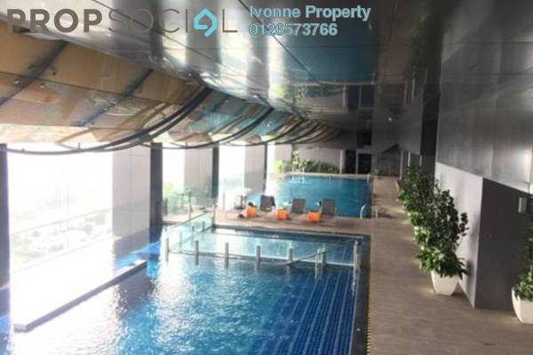 For Sale Condominium at M City, Ampang Hilir Freehold Semi Furnished 2R/2B 1.5m