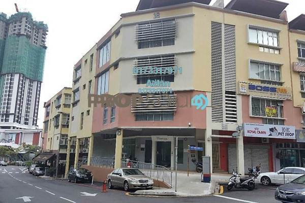 For Sale Shop at D'Wangsa, Wangsa Maju Leasehold Semi Furnished 0R/0B 4.3m