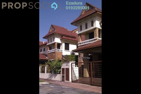 For Rent Semi-Detached at Bandar Nusaputra, Puchong Freehold Semi Furnished 5R/4B 2k