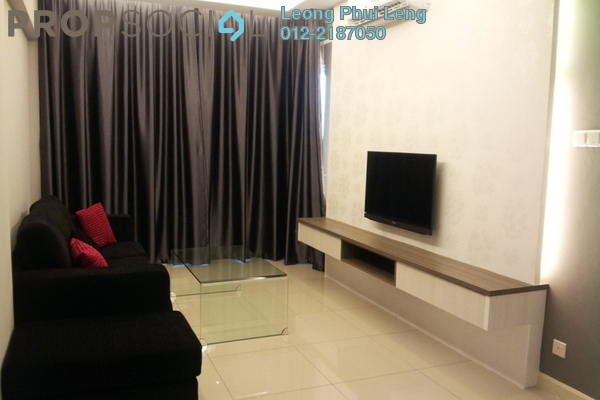 For Rent Condominium at Tiara Mutiara, Old Klang Road Freehold Fully Furnished 3R/2B 2.5k