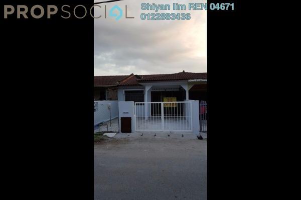 For Rent Terrace at Taman Sentosa, Klang Freehold Unfurnished 3R/1B 750translationmissing:en.pricing.unit