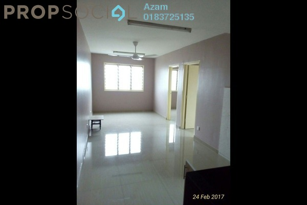 For Rent Apartment at Sri Penara, Bandar Sri Permaisuri Freehold Semi Furnished 3R/2B 1k