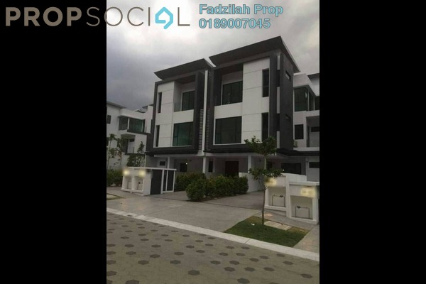 For Rent Townhouse at Sunway Montana, Melawati Freehold Semi Furnished 4R/4B 4k