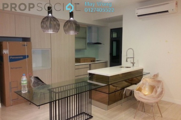 For Sale Serviced Residence at Eve Suite, Ara Damansara Freehold Fully Furnished 2R/2B 760k