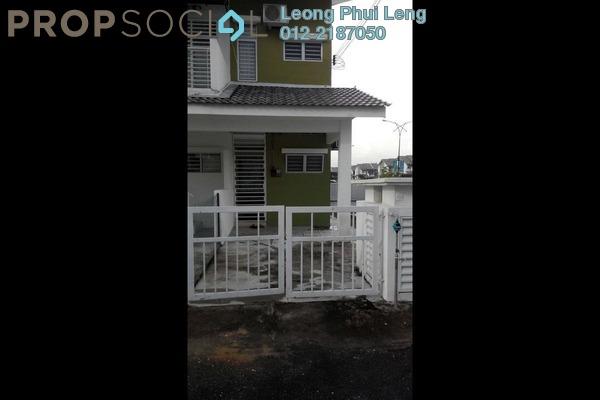 For Rent Terrace at Taman Tasik Puchong, Puchong Leasehold Semi Furnished 3R/2B 1.3k